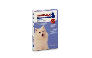 Milbemax Kauwtabletten ontworming kleine hond en pup