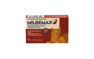 Milbemax ontwormingstablet katten