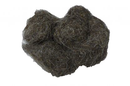 Nestmateriaal dierlijk haar.