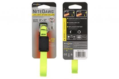 Nite Ize NiteDawg LED halsband XS