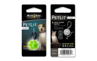 Nite Ize PetLit LED halsbandlicht PAW