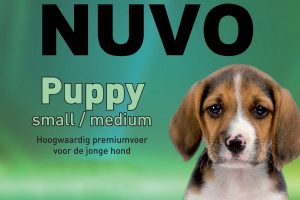 Nuvo Premium Pup Small/Medium