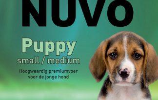 Nuvo Premium Pup Small/Medium