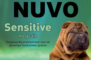 Nuvo Premium Sensitive No Grain