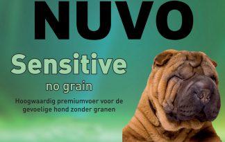 Nuvo Premium Sensitive No Grain