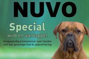 Nuvo Premium Special Wild en Aardappel
