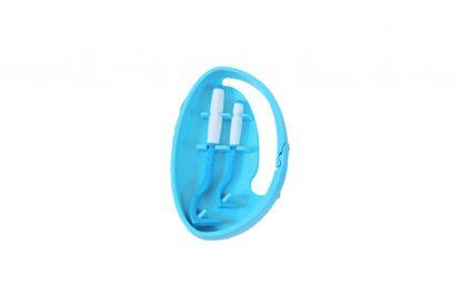 O'Tom tekenpen Tick Twister clipbox blauw