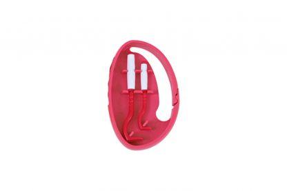 O'Tom tekenpen Tick Twister clipbox rood