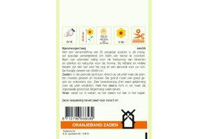 Oranjeband Zaden bijenmengsel laag