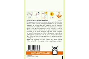 Oranjeband Zaden cucurbita pepo Nest Egg