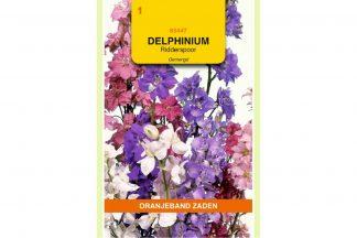 Oranjeband Zaden delphinium consolida Gemengd