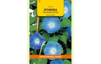 Oranjeband Zaden ipomoea purpurea Heavenly Blue