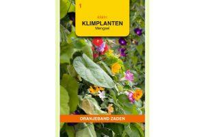 Oranjeband Zaden klimplanten mengsel