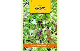 Oranjeband Zaden mesclun Franse salade mix
