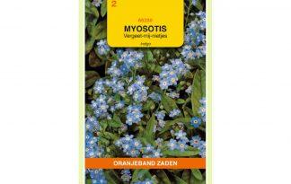 Oranjeband Zaden myosotis alpestris Indigo