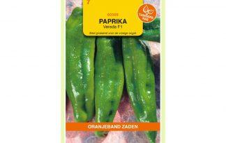 Oranjeband Zaden paprika Vereda F1