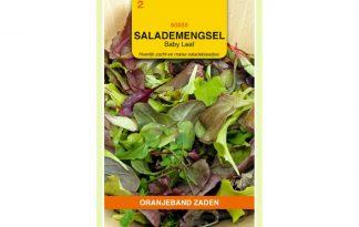 Oranjeband Zaden salademengsel Baby Leaf