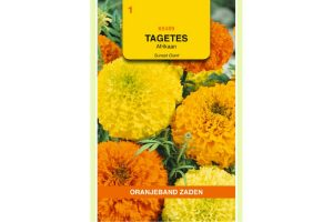 Oranjeband Zaden tagetes erecta Sunset Giants