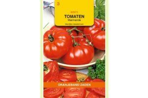 Oranjeband Zaden tomaten Marmande