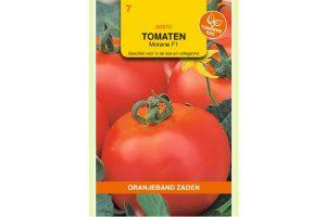Oranjeband Zaden tomaten Morane F1