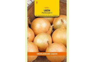 Oranjeband Zaden uien Rijnsburger 5