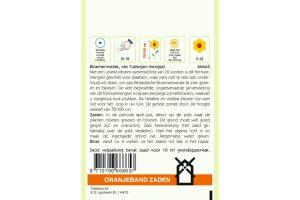 Oranjeband Zaden Van Tubergen mengsel