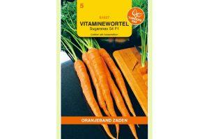 Oranjeband Zaden vitaminewortel Sugarsnax 54 F1