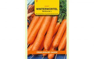 Oranjeband Zaden winterwortel Berlikumer 2