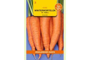 Oranjeband Zaden winterwortelen St. Valéry