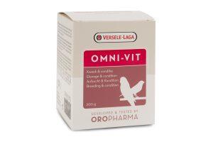 Oropharma Omni-Vit voor conditie