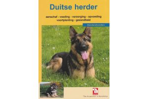 Over Dieren boekenserie - Duitse herdershond