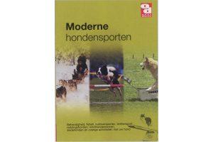 Over Dieren boekenreeks - Monderne hondensporten