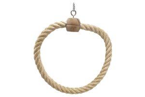Papegaaien touw ring