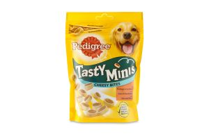 Pedigree Tasty Minis Cheesy Bites