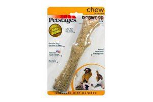 De natuurlijke hout geur is onweerstaanbaar voor honden die er uren op kunnen kauwen.