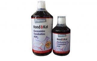 Pharmox Hond&Kat voor soepelere gewrichten en spieren.