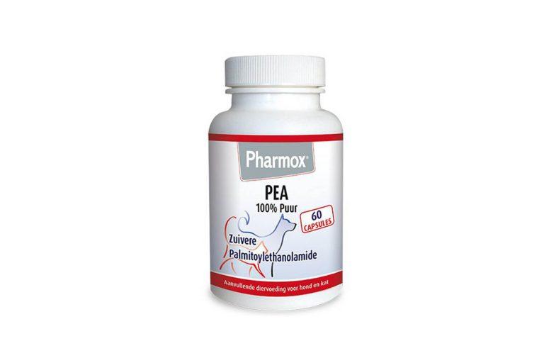 Pharmox 100% Puur werkt tegen bepaalde prikkels.