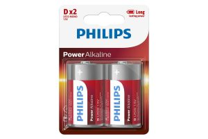 Philips PowerAlkaline D LR20 1,5V