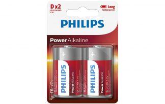 Philips PowerAlkaline D LR20 1,5V