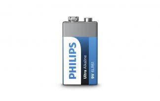 Philips Ultra Alkaline 9V 6LR61