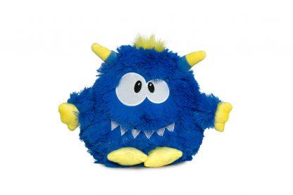 Sunkid pluche monster blauw