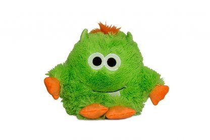 Sunkid pluche monster groen