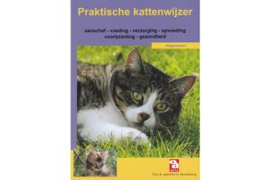 Praktische kattenwijzer boek