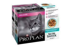 Pro Plan kat NutriSavour Delicate
