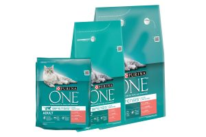 Purina One Adult zalm en granen