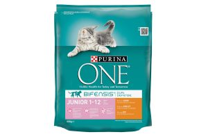 Purina One Junior kip en granen