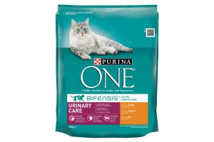 Purina One Urinary Care kip en tarwe