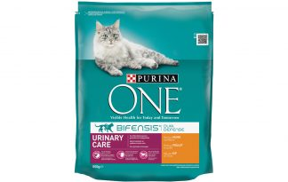 Purina One Urinary Care kip en tarwe