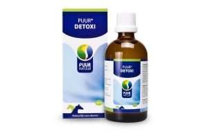 Puur Detoxi in 50 ml en 100 ml variant