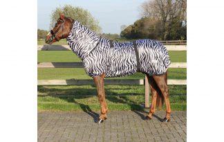 QHP eczeemdeken Zebra